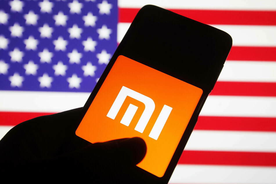 Chinese smartphone maker Xiaomi sues US government