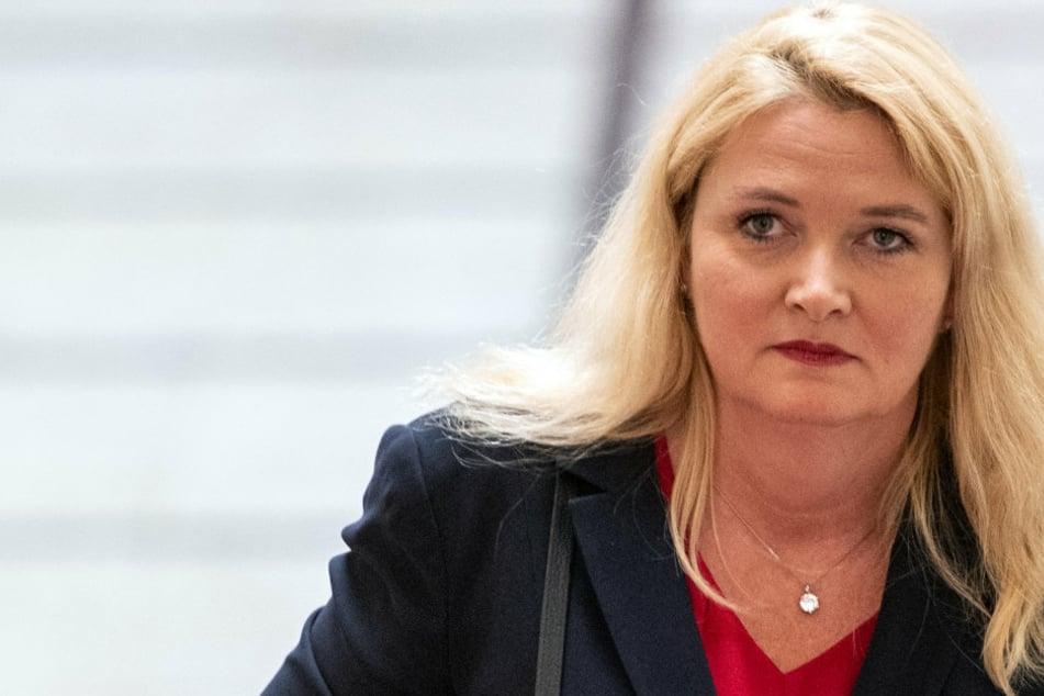 Stunk in Berliner AfD-Fraktion: Kristin Brinker muss Schlappe vor Gericht einstecken