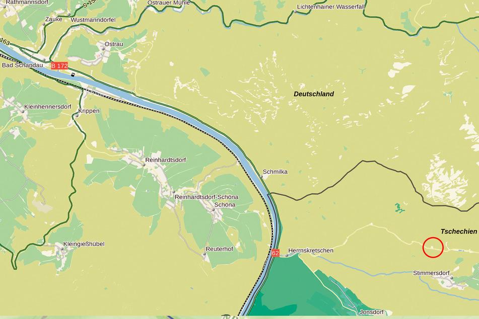 """Der Wanderweg am Berg """"Koliste"""" wird über mehrere Wochen gesperrt bleiben."""