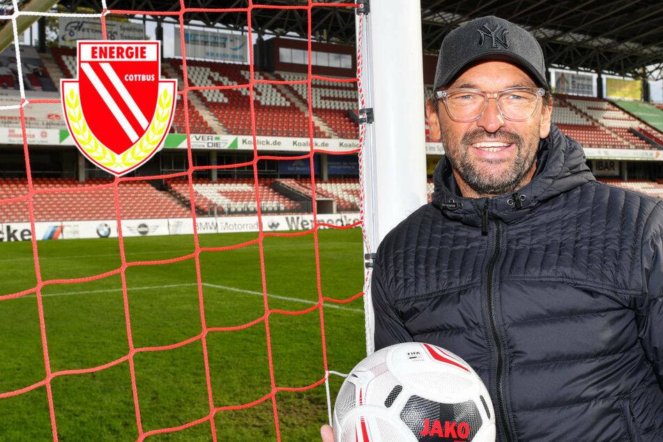 Vereinslegende kehrt zurück: Wollitz zum dritten Mal Trainer bei Energie Cottbus