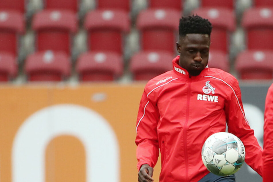 Kingsley Schindler (28) im Jahr 2020 beim 1. FC Köln: Der Rechtsaußen blickt optimistisch in die neue Saison.