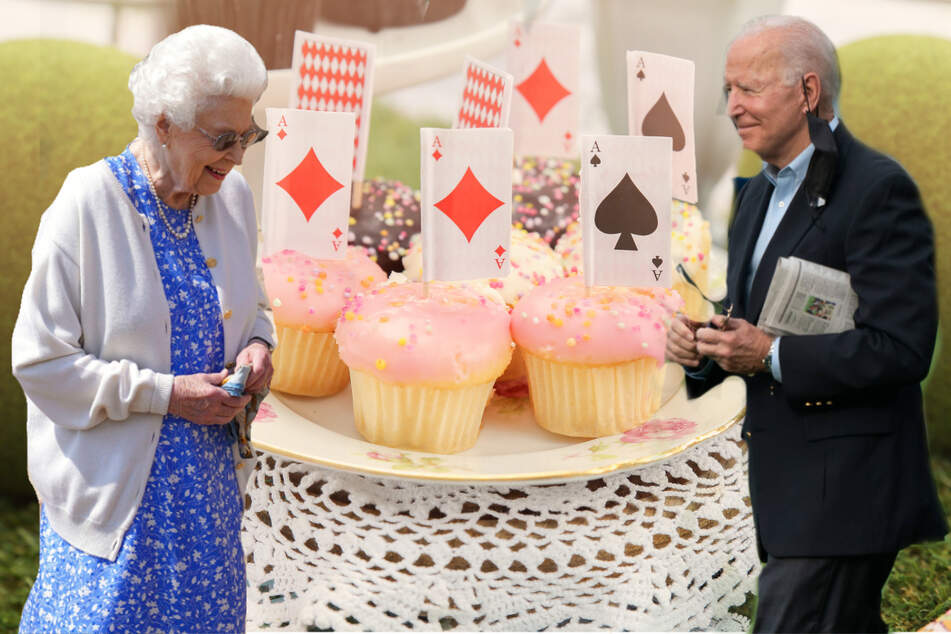 More tea darling? Joe Biden and the Queen to have tea in first royal visit as president