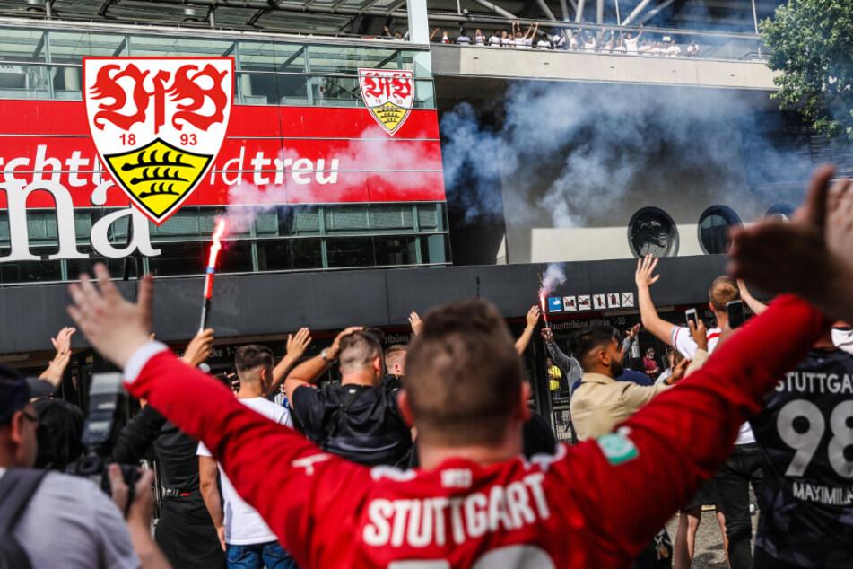 Sommerfahrplan des VfB Stuttgart steht