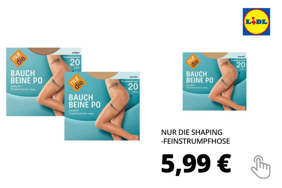 Shaping-Feinstrumpfhose