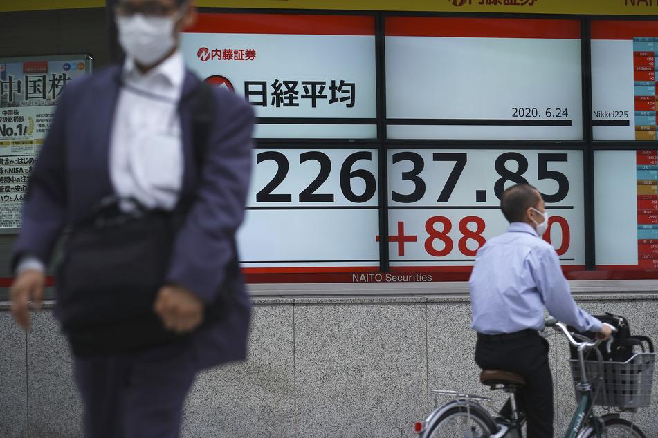 Die Corona-Krise hat auch Japan fest im Griff.