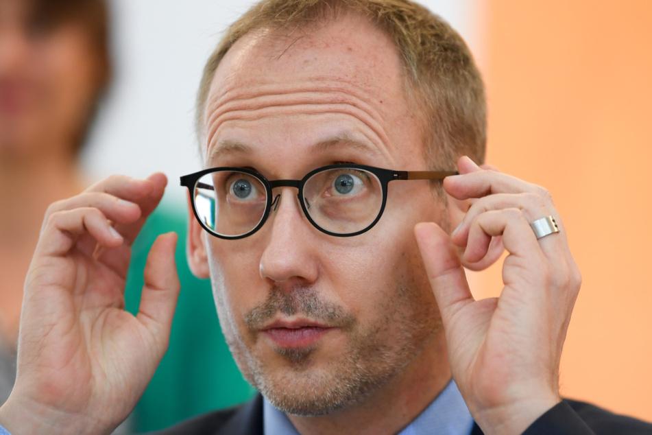 Gesundheitsminister Kai Klose (46, Grüne). (Archivbild)