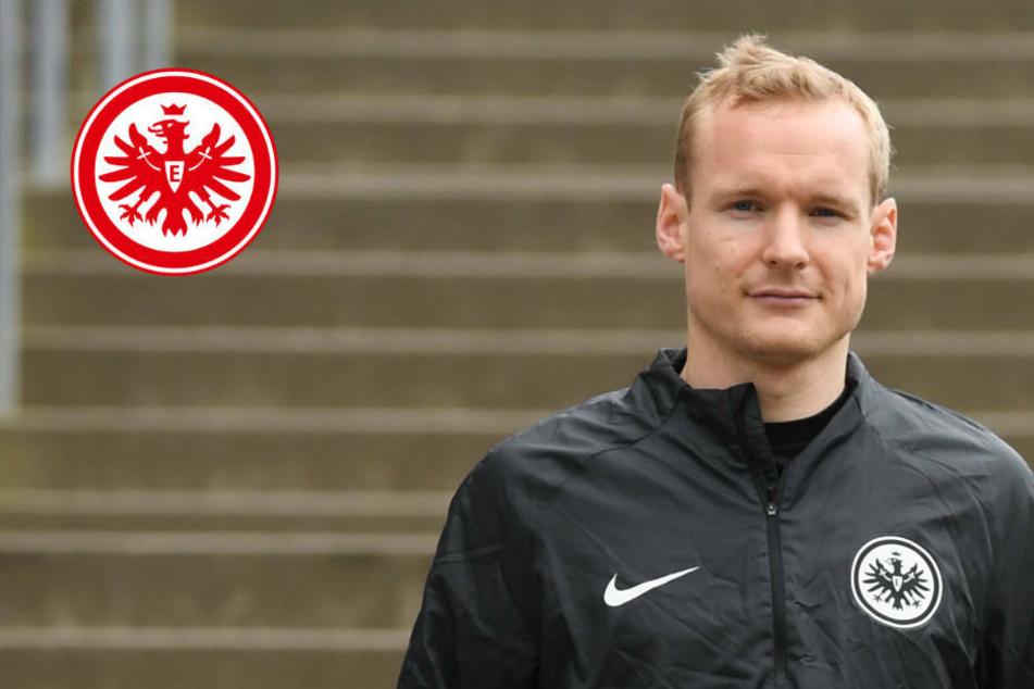 Darum ist Eintracht-Profi Sebastian Rode genervt in der Quarantäne