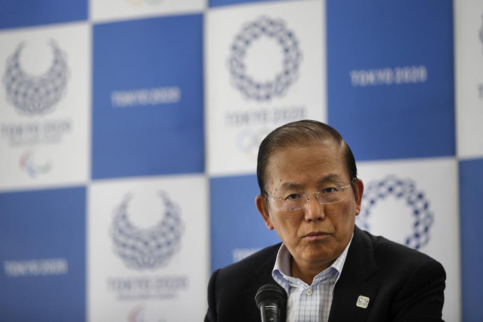 Toshiro Muto, Organisationschef der Olympischen Spiele 2020.