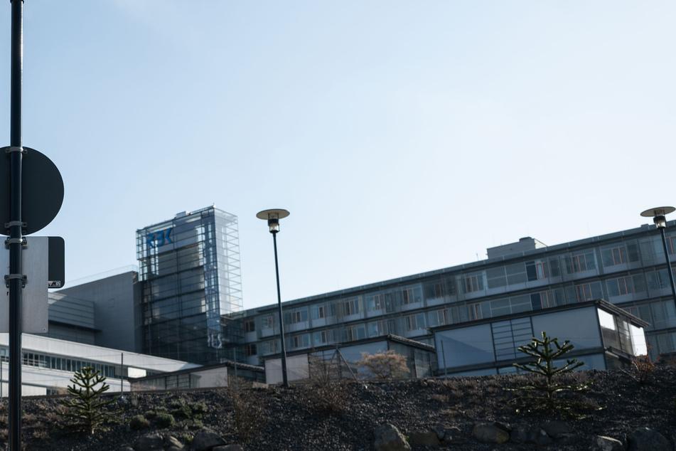 Das Robert-Bosch-Krankenhaus in Stuttgart.
