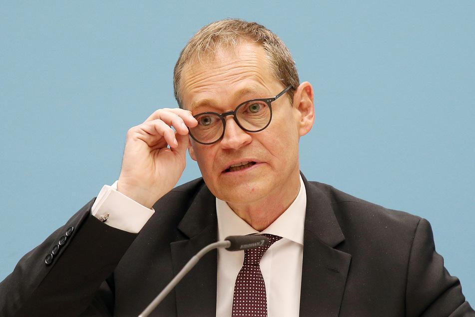 Auch Berlins Regierender Bürgermeister Michael Müller (56, SPD) soll eine Ansprache halten.