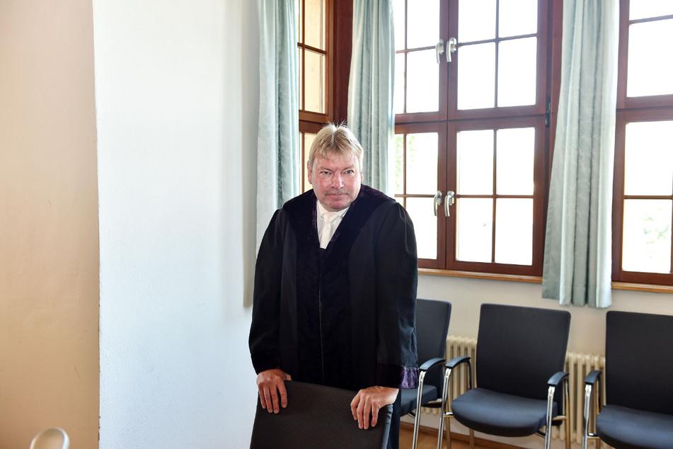 Staatsanwalt Michael Vogler (57) musste eine gruselige Anklage vortragen.