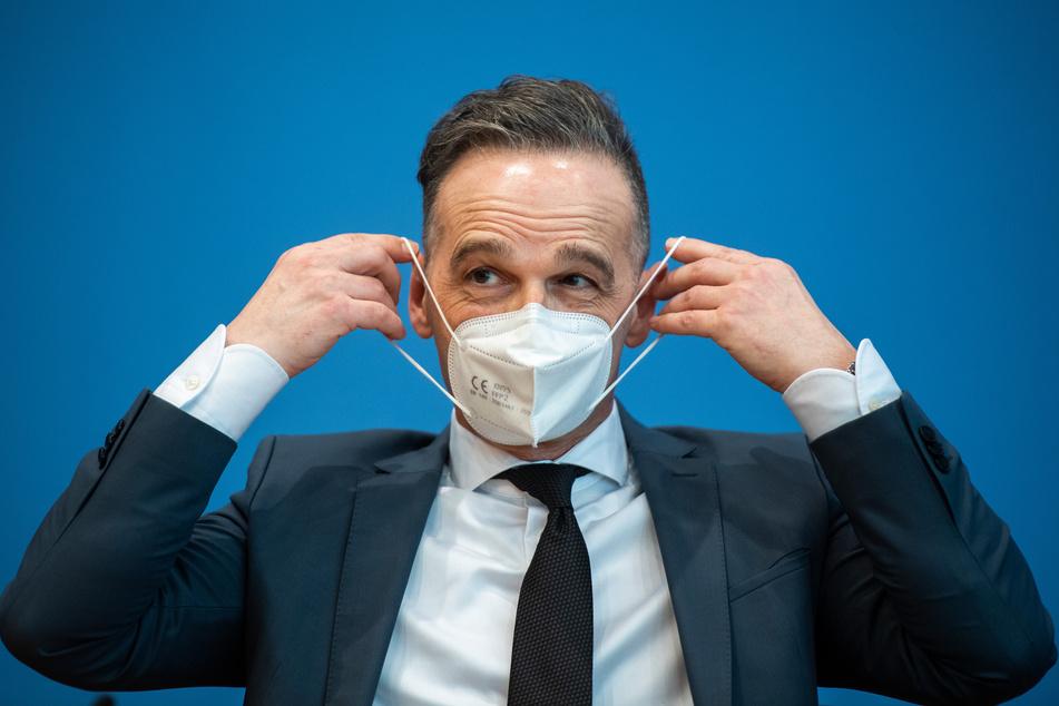 Außenminister Heiko Maas (54, SPD) will Tschechien im Kampf mit der Corona-Pandemie unter die Arme greifen.