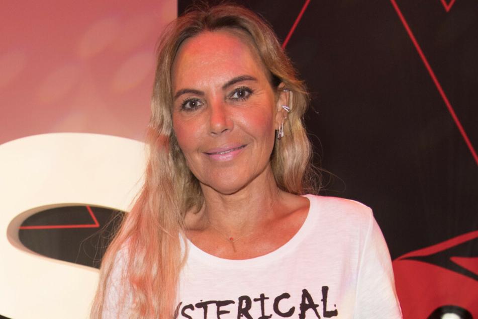 """Natascha Ochsenknecht kommt zur Verleihung des """"New Faces Award""""."""