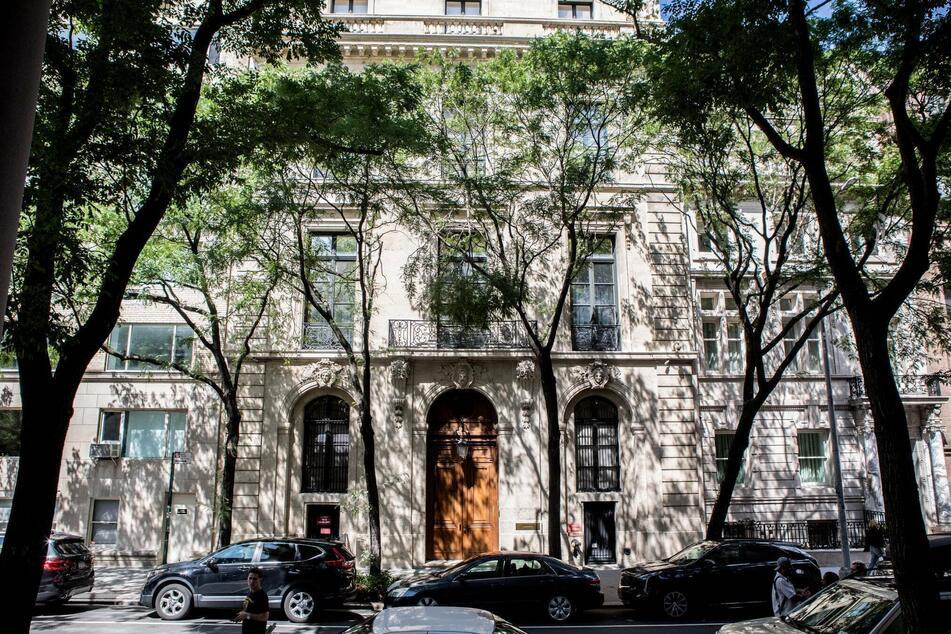 Jeffrey Epstein's Manhattan mansion sold to fund victims' compensation