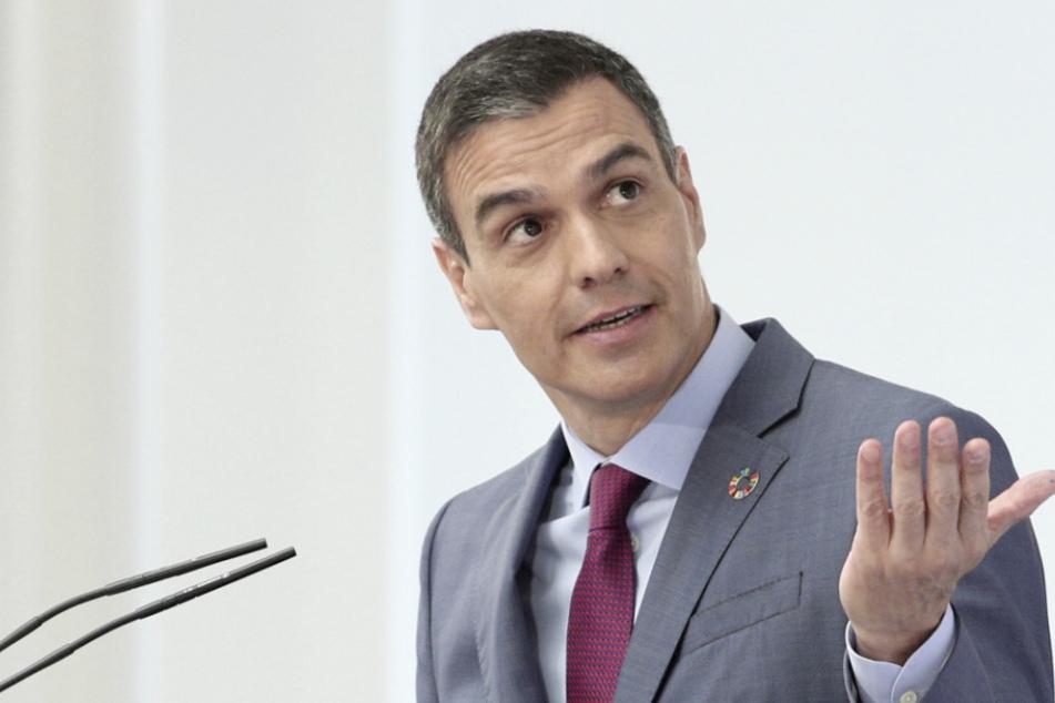 Spaniens Regierungschef Pedro Sánchez (48). (Archivbild)