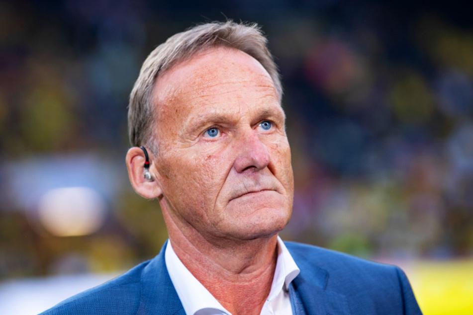 BVB-Boss Hans-Joachim Watzke (60) malt ein düsteres Zukunftsszenario für die Bundesliga an die Wand, sollte nicht bald wieder gespielt werden.