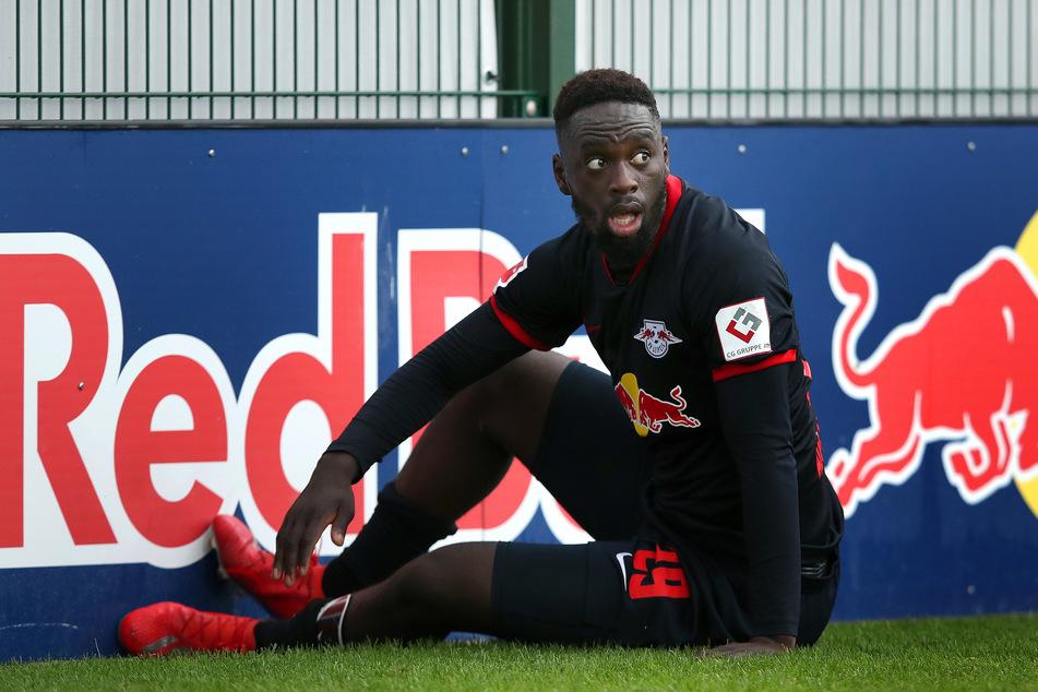 Jean-Kevin Augustin von Fußball-Bundesligist RB Leipzig hat wohl einen neuen Club gefunden.