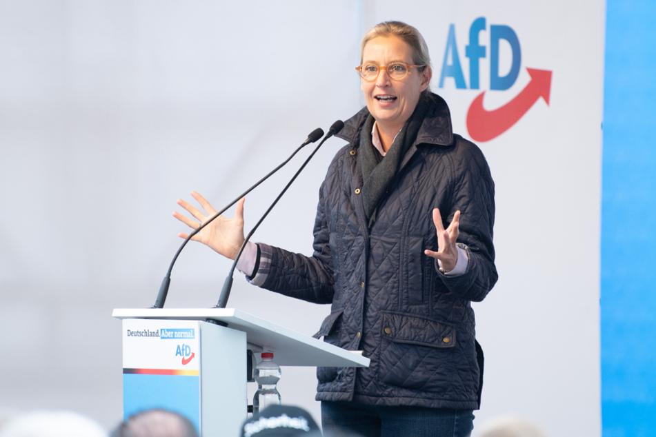 Alice Weidel (42, AfD) betonte noch einmal, dass sie nicht geimpft sei.