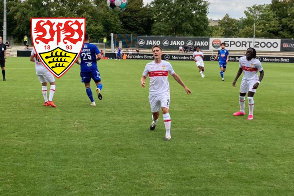 VfB Stuttgart fehlt im Härtetest gegen Straßburg der Lösungsansatz
