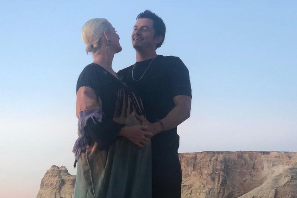 Ärger im Paradies? Orlando Bloom (44) erzählte in einem Interview, dass er und Katy Perry (36) nicht genug Sex haben würden.