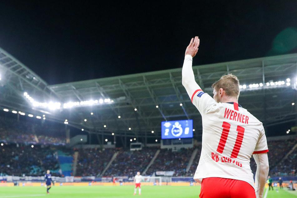 Werner (27) wird am kommenden Wochenende sein letztes Bundesligaspiel mit RB Leipzig bestreiten.