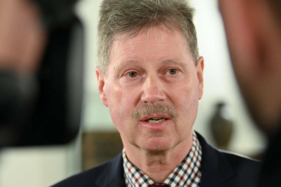 Klemes Olbrich hatte wie auch die Staatsanwaltschaft gegen das Urteil Berufung eingelegt.