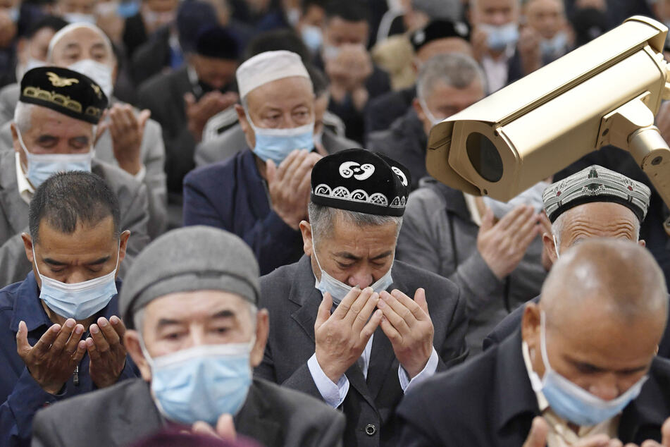 Chinese police are testing emotion-detection tech on detained Uyghurs Muslims