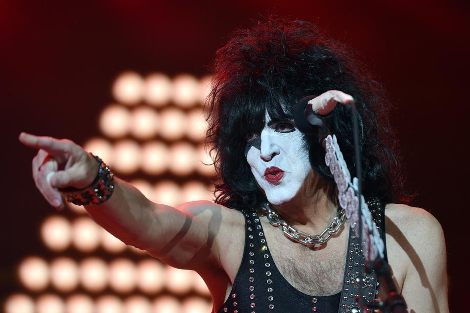 """Paul Stanley (69), Gitarrist und Sänger der Hardrockband """"Kiss""""."""