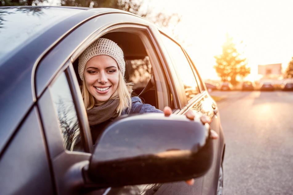 """Führerschein-Neulinge sind im Vogtland besonders jung: Die meisten üben beim """"Fahren mit 17"""". (Symbolbild)"""