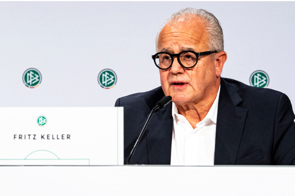 DFB-Boss Fritz Keller (63) hofft auf flächendeckende Corona-Testungen.