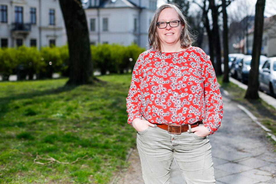 Ulla Wacker (48) sieht in der Neustadt keine BRN-Müdigkeit.