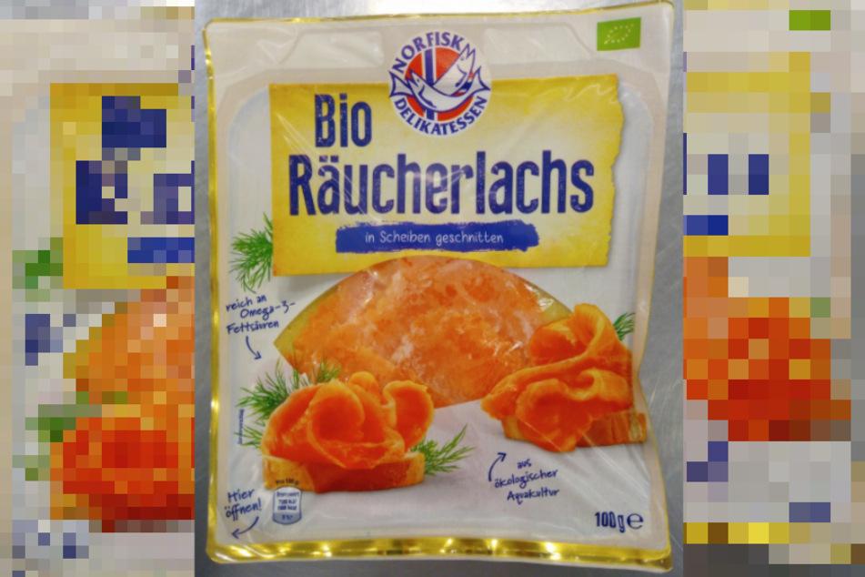 Die Norfisk GmbH ruft seinen Bio-Räucherlachs aus den Netto-Filialen zurück.