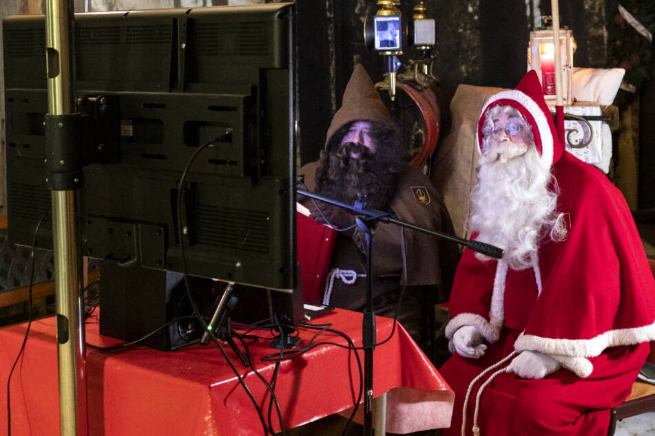 Wenn der Nikolaus draußen bleiben muss: So wird Nikolaustag in Corona-Zeiten gefeiert