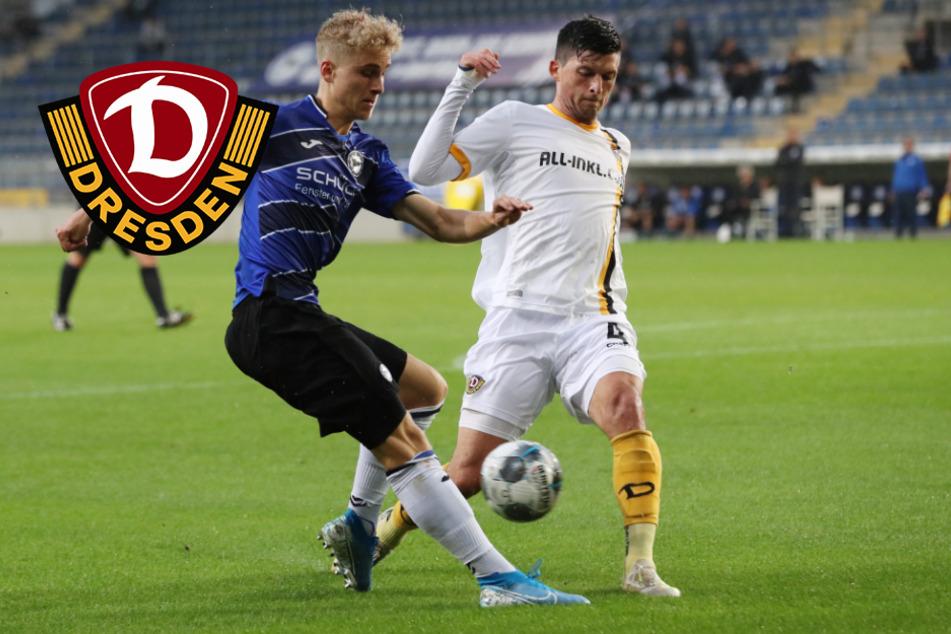 Klatsche auf der Alm: Dynamo Dresden geht gegen Bielefeld unter!