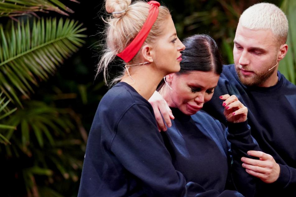 """Dschungelshow, Tag 11: Djamila mit tragischer Stasi-Enthüllung: """"Meine Kindheit hat man mir genommen"""""""