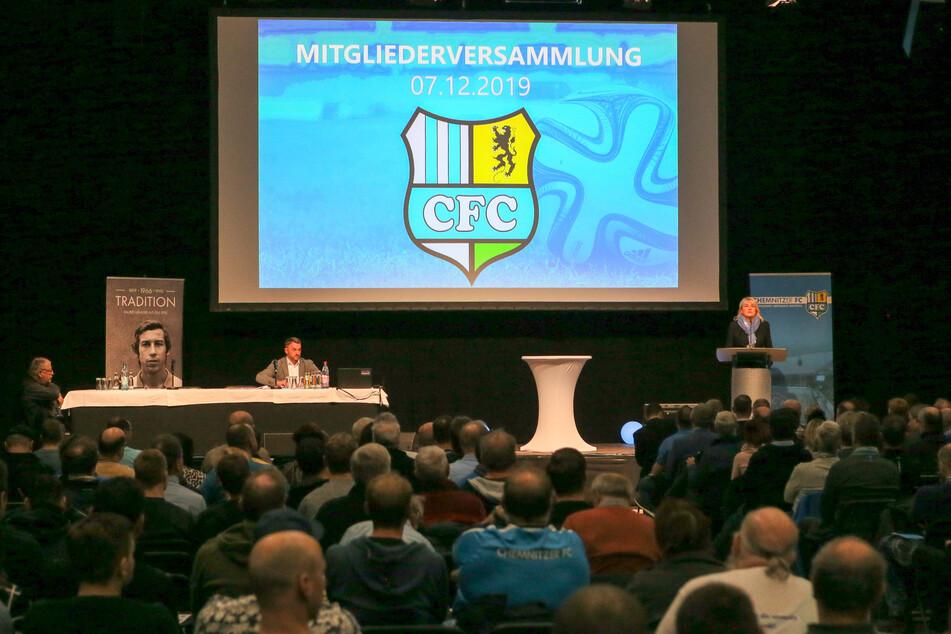 Der CFC-Vorstand muss ein Votum der Mitgliederversammlung zur Fortführung des Vereins einholen.