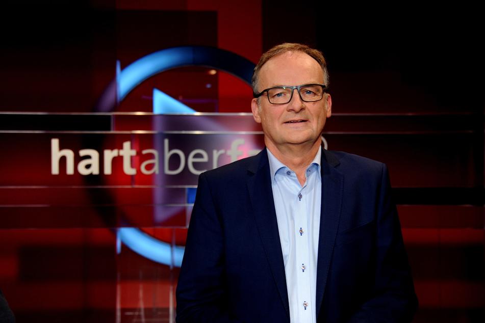 """Frank Plasberg, Moderator der Sendung """"Hart aber fair""""."""