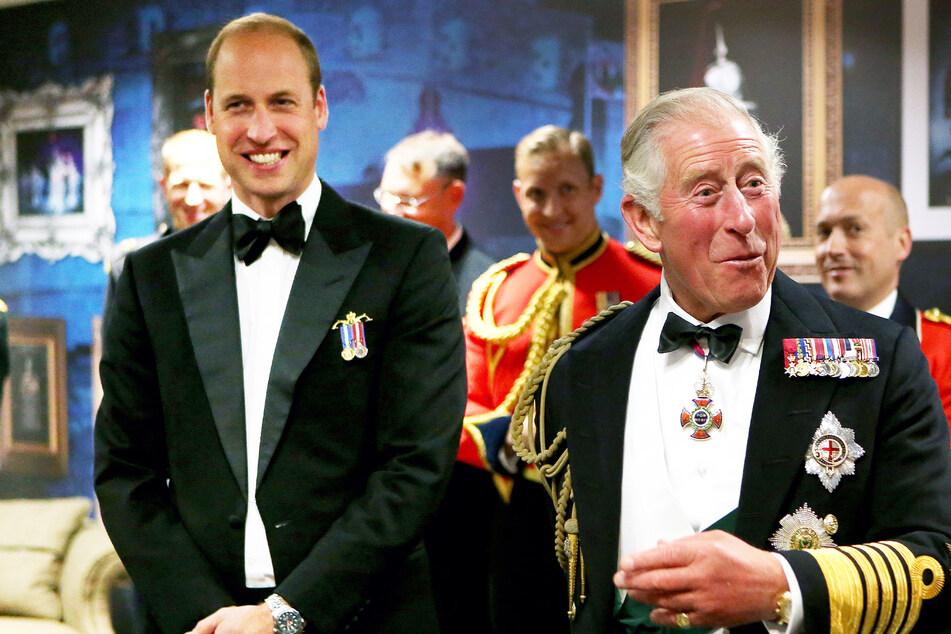 Prinz William & Papa Charles: Endlich wieder versöhnt!
