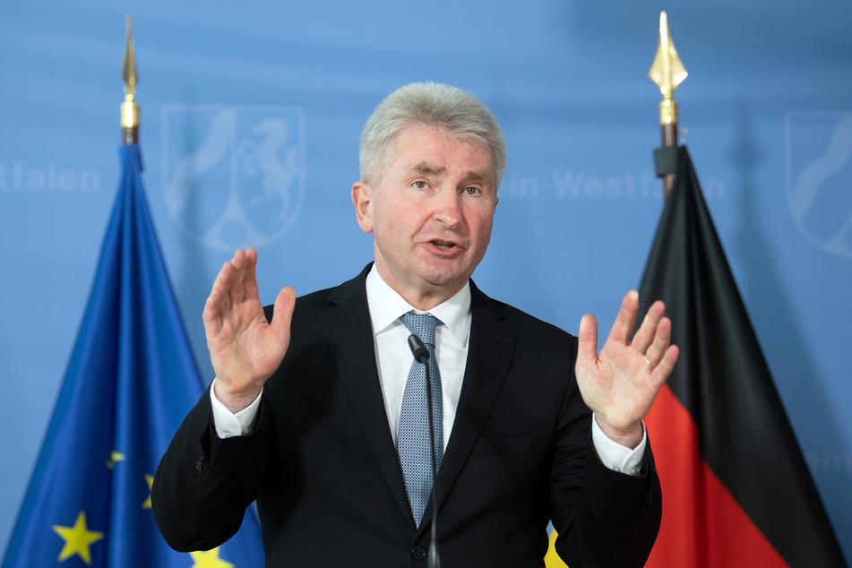 Andreas Pinkwart (60, FDP), Wirtschaftsminister von Nordrhein-Westfalen
