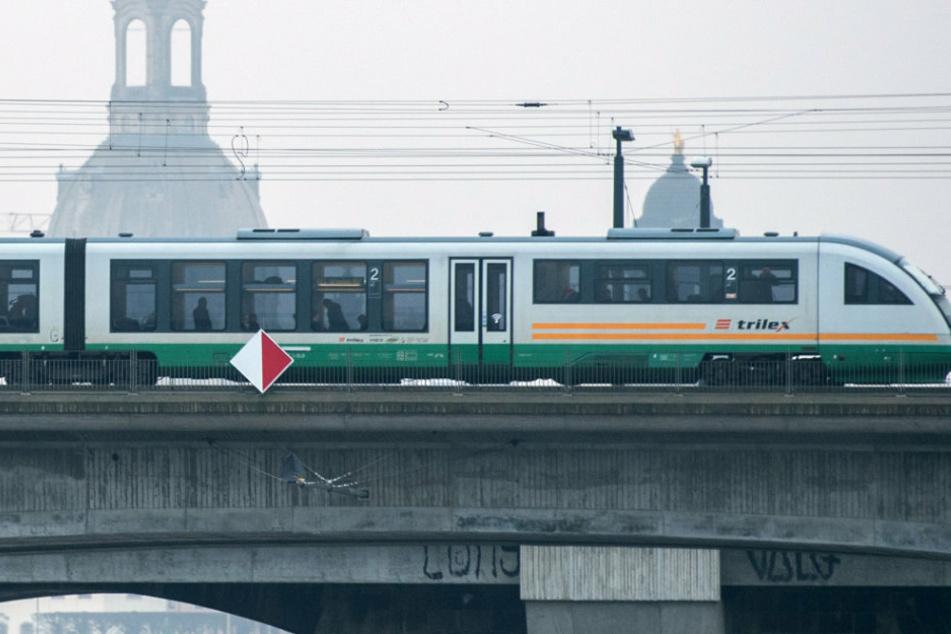 Dresden: Länderbahn Trilex stellt wichtige Verkehrsroute ein