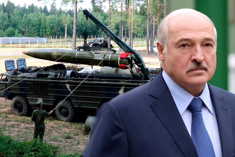 """Armee """"in höchster Kampfbereitschaft"""": Belarus warnt Nato vor Militärübungen"""