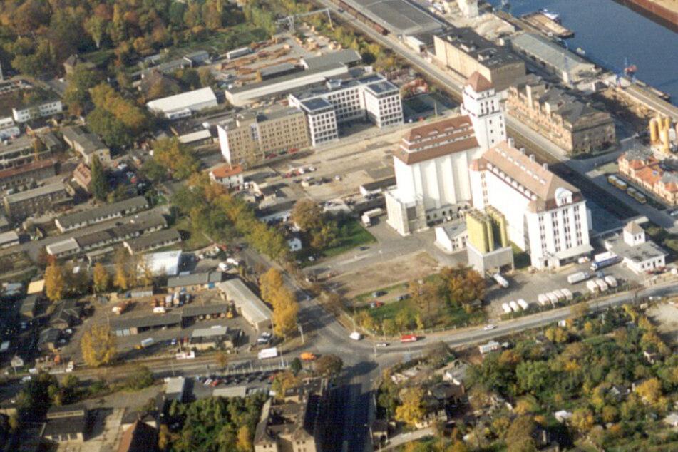 Die Tat ereignete sich in Dresden Friedrichstadt. (Archivbild)