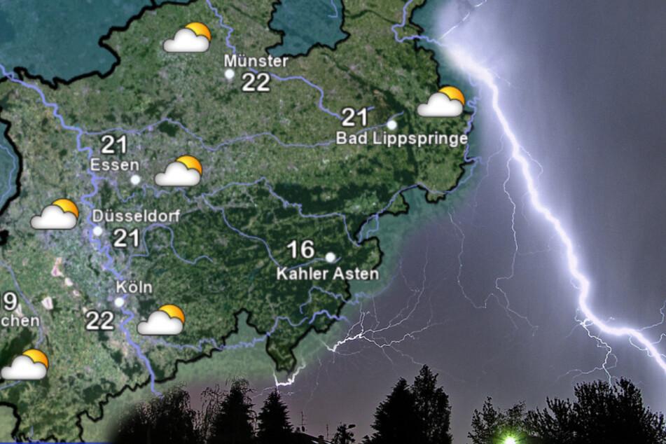 So geht es nach Gewittern und Starkregen mit dem Wetter weiter