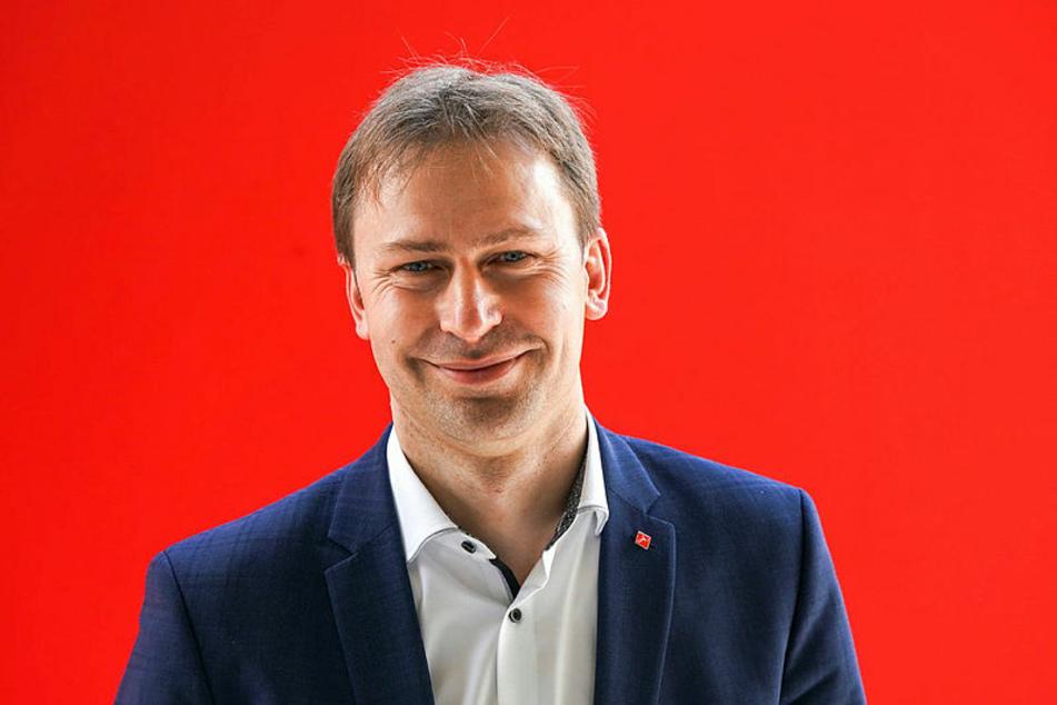 Holger Mann (42, SPD).