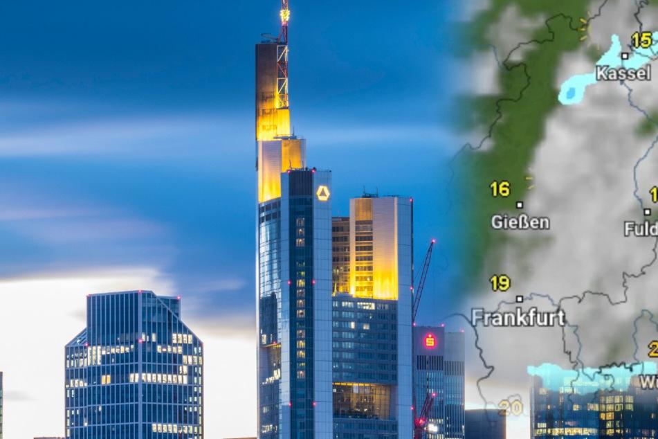 Hessen-Wetter: Sonne, Wolken und Regen zum Wochenende