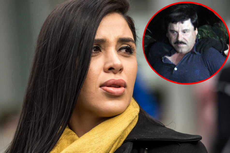 Mexican drug kingpin El Chapo's wife pleads guilty to drug charges