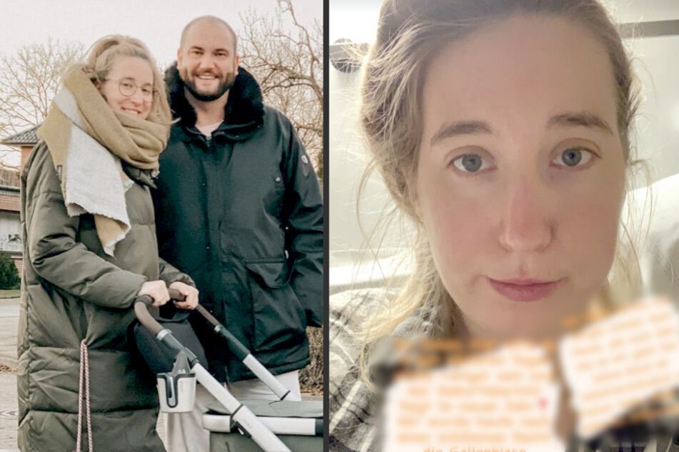 """Schock kurz nach der Geburt: Not-OP bei Melissa von """"Hochzeit auf den ersten Blick"""""""