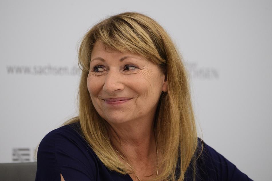 Petra Köpping (SPD), Sozialministerin von Sachsen.