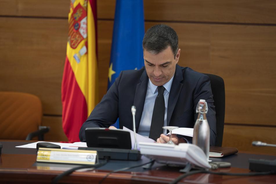 Pedro Sanchez, Ministerpräsident von Spanien.