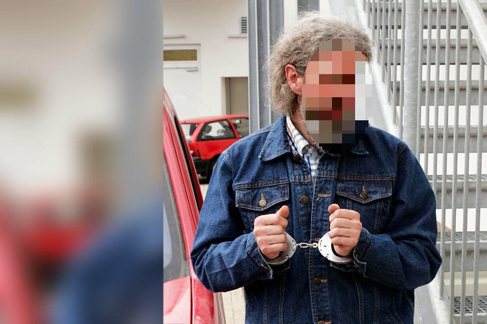 Einer der schlimmsten Gewalttäter Sachsens: Stückel-Mörder wieder auf freiem Fuß